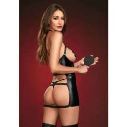 SCARLETT STOCKINGS 20 DEN - BLACK