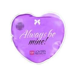 LOVERSPREMIUM HOT MASSAGE HEART XL BE MINE