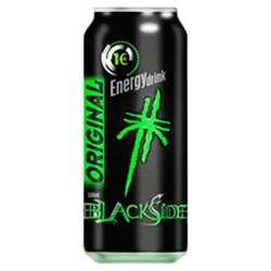 BLACK SIDE ENERGY DRINK 500 ML