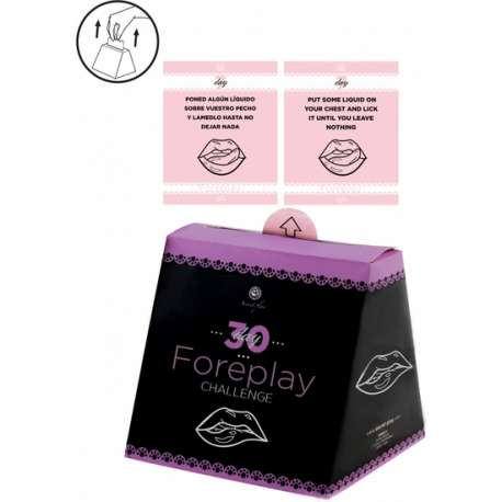 30 DAY FOREPLAY CHALLENGE ES EN