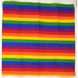 PAÑUELO LINEA ESTRECHA LGTB