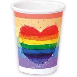 8 VASOS LGBT